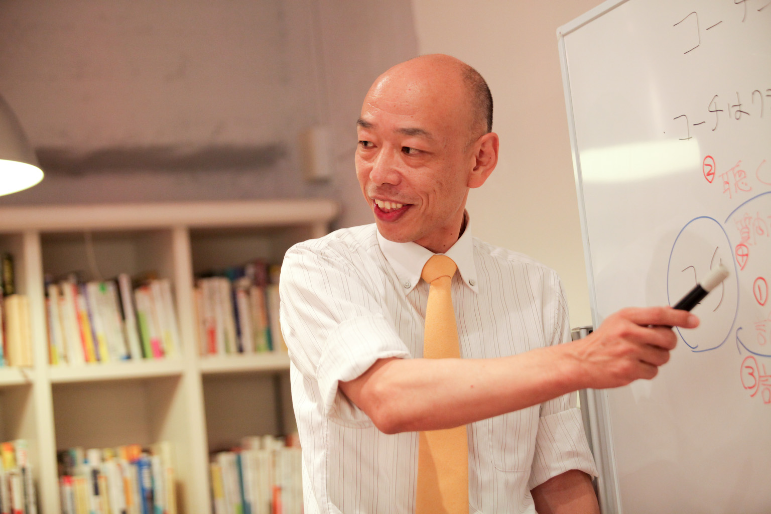 働く人の心の専門家「森田彬裕」ストーリー