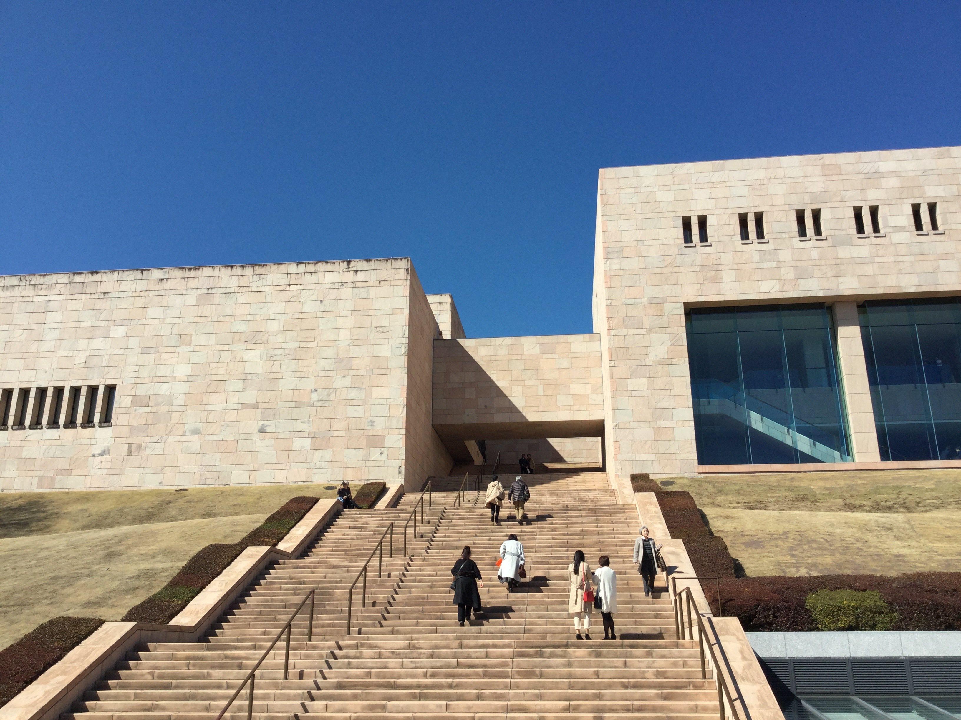 国宝「紅白梅図屏風」尾形光琳作を熱海MOA美術館へ観に行ってみた
